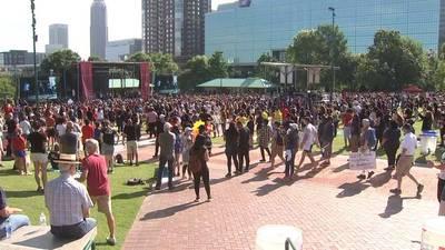 Thousands gather across metro Atlanta to celebrate Juneteenth