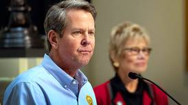 Gov. Kemp, state's top health official update Georgia's fight against COVID-19