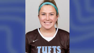 Tufts University lacrosse player dies after choking at charity eating contest