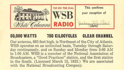 WSB History: 1960s