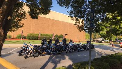 Cobb County high school pays tribute to the 20th anniversary of the 9/11 terror attacks