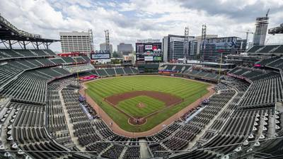 Braves to open Truist Park at 33% capacity starting in April