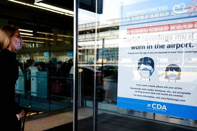 White House drops ban on foreign travelers entering US, allowing entry for fully COVID-19 vaccinated