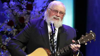 Country musician Charlie Daniels honored at memorial service