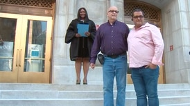 Fulton County man facing incurable disease marries the love of his life on short notice