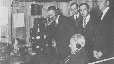 WSB History - The 1920s