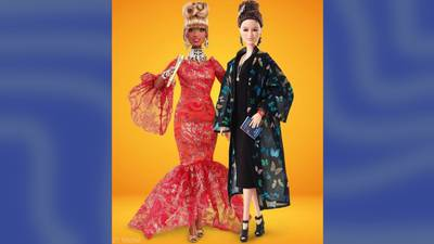 Barbie celebrates Hispanic Heritage Month with Celia Cruz, Julia Alvarez dolls