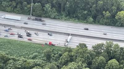 Gridlock Guy: I-285 emergency lane-blockers recently delayed the AFD by an hour