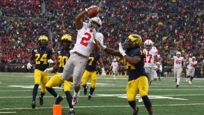 Big Ten will only play conference games in fall sports