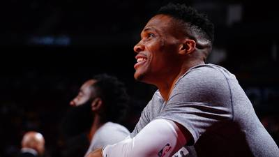 Houston Rockets' Russell Westbrook tests positive for COVID-19