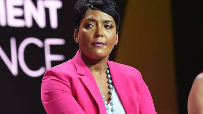 Atlanta mayor reacts to governor's order to start reopening state
