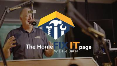 Home Fix It Show With Dave Baker