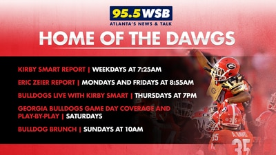 95.5 WSB is The Home of the Dawgs