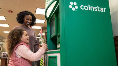 Coinstar CEO speaks with WSB about reports of national coin shortage