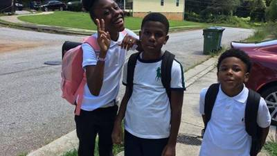 9-year-old shot 4 times in East Atlanta was filming TikTok videos, mother says