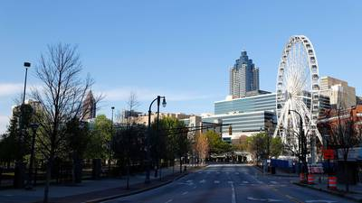 Relaxed restrictions may create increase weekend traffic for Atlanta