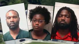 Judge denies bond for 3 accused of killing women, dumping bodies behind shopping center