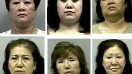 6 Women Jailed in Gambling Raids