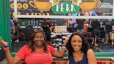 'Friends Experience' thrills fans in metro Atlanta