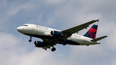 Three passengers test positive for coronavirus after Delta flight from Atlanta to New York