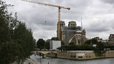 Notre Dame Cathedral will have classic look after fire damage repair