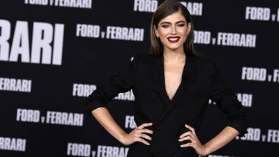 Valentina Sampaio becomes first transgender model in 'Sports Illustrated' Swimsuit Issue