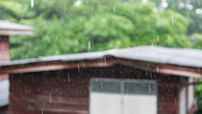 Does your roof suffer from hail damage?