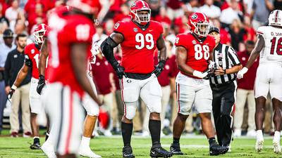 Around the SEC: Georgia football a level above, but Alabama rising once more