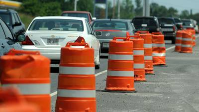 Gridlock Guy: When a problem comes along, you must zip it