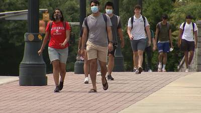 College campuses across Georgia seeing sharp decline in COVID-19 cases
