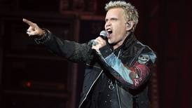 Billy Idol reportedly delves into near-fatal motorcycle accident on new album