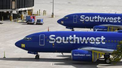 Staffing shortage forces Southwest Airlines to trim planned flights