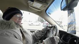 Loss of freedom to drive detrimental to seniors